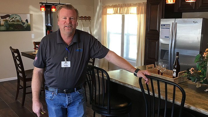 Chino Valley Council ponders tax break for Clayton Homes