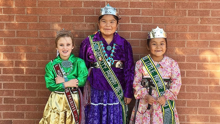 New royalty crowned at  Tuba City Primary School