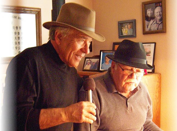 Al Raitano and Bob Grogan