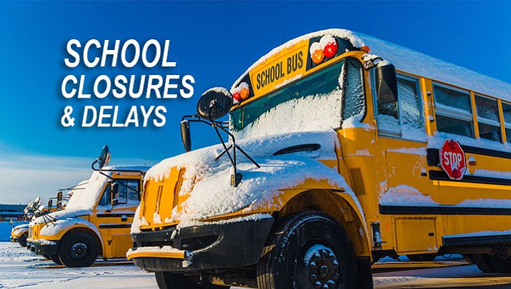 School closure/delay, weather info for Tuesday, Nov. 29