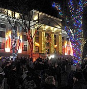 Thousands expected to head to downtown Prescott Dec. 3 for Christmas Parade, Courthouse Lighting photo