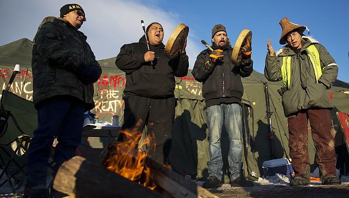 Army denies Dakota Access pipeline easement under Lake Oahe
