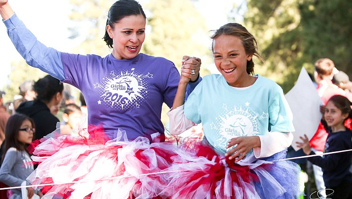 Racing toward a goal: Girls on the Run encourages, empowers girls