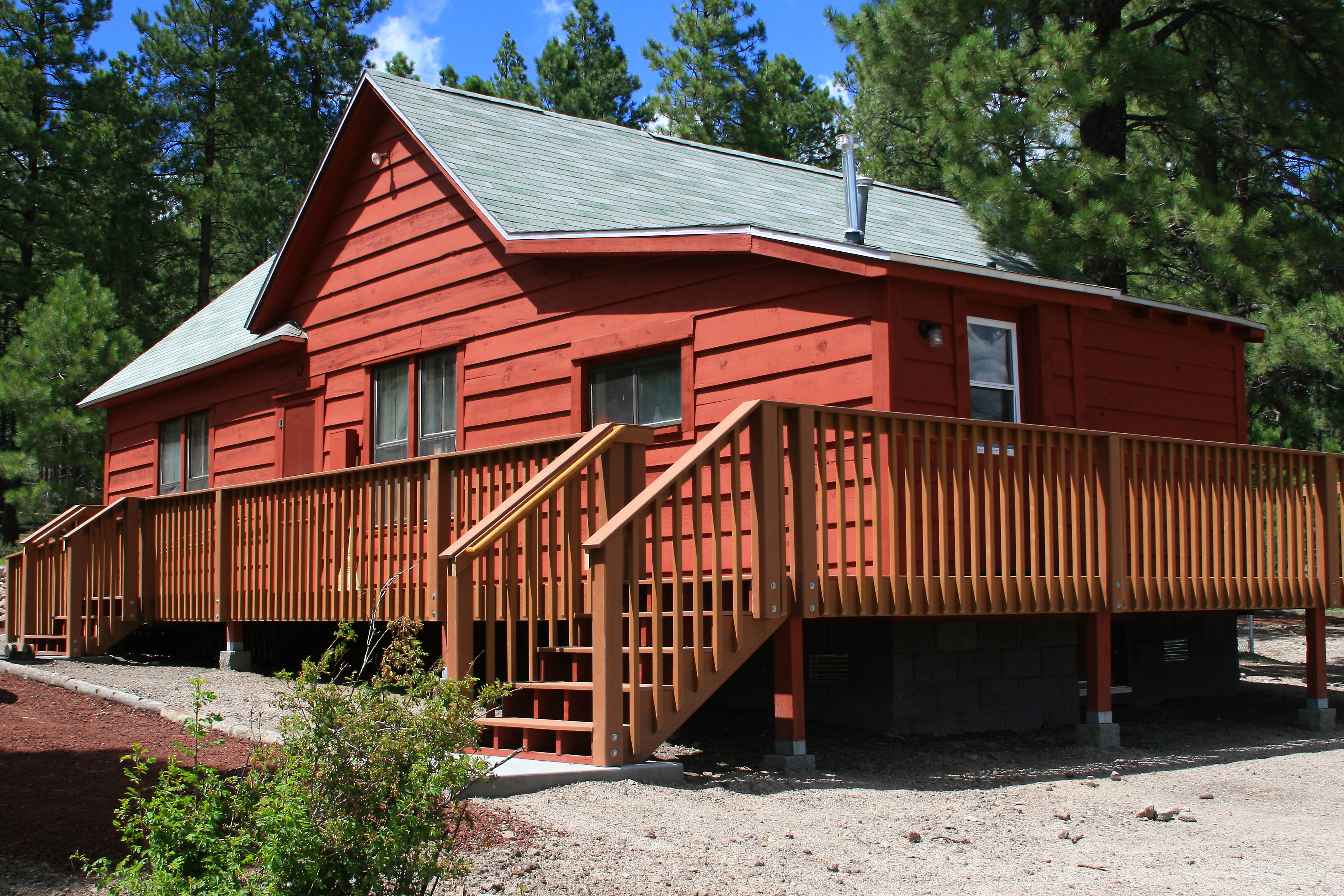 Kaibab National Forest Proposes Spring Valley Cabin Fee