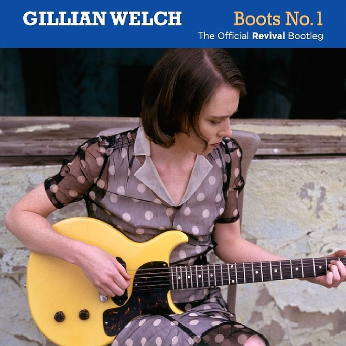 To commemorate the 20th Anniversary of Gillian Welch's landmark debut album, Revival, Acony Records proudly presents Boots No. 1: The Official Revival Bootleg.