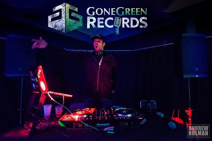 The Green Team DJs