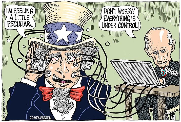 Editorial cartoon: Jan. 4, 2017