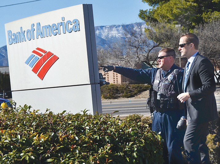 The Cottonwood branch of the Bank of America was burglarized in January 2016; $350,000 was stolen during the break-in. No arrests have been made. VVN/Vyto Starinskas