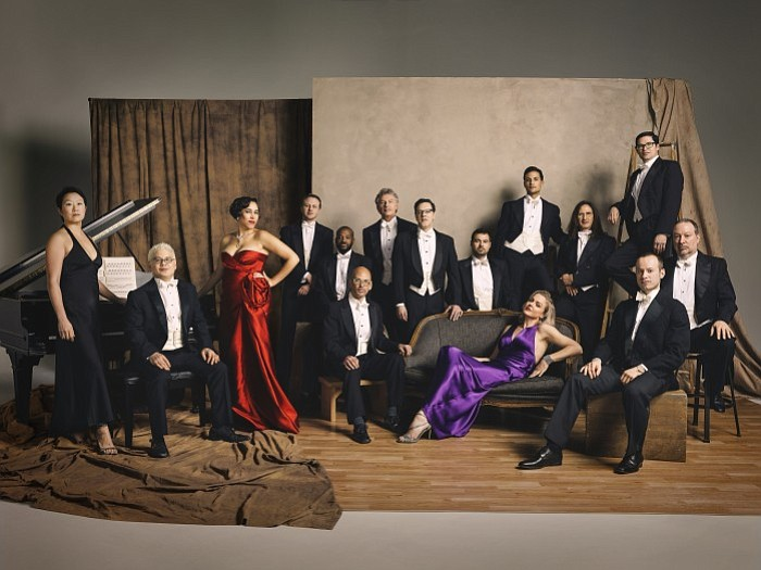 Pink Martini performs at Yavapai College Performing Arts Center on Tuesday, Jan. 10.