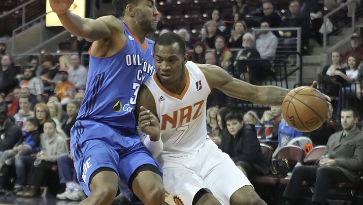 Powered by Millsap's double-double, NAZ Suns snap 9-game losing streak