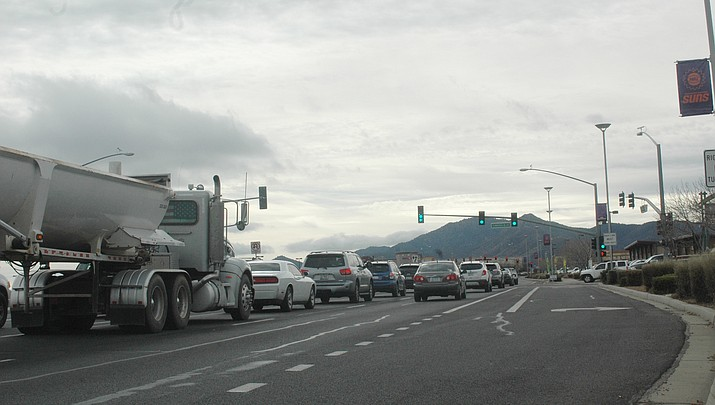 Driving in PV: A lot of stops, not so much go