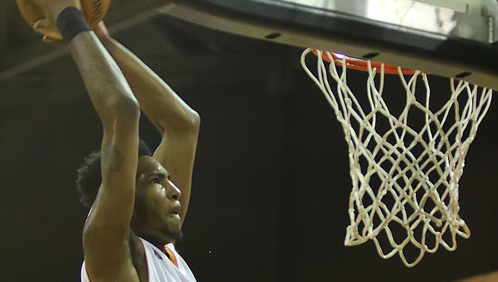 Player Profile: 19-year-old NAZ Suns forward Jones Jr. known for his hops