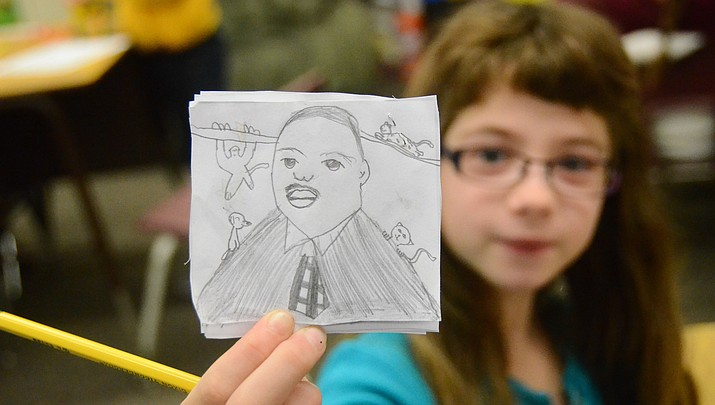 Living the dream: Verde Valley's youth learn about Dr. Martin Luther King Jr.
