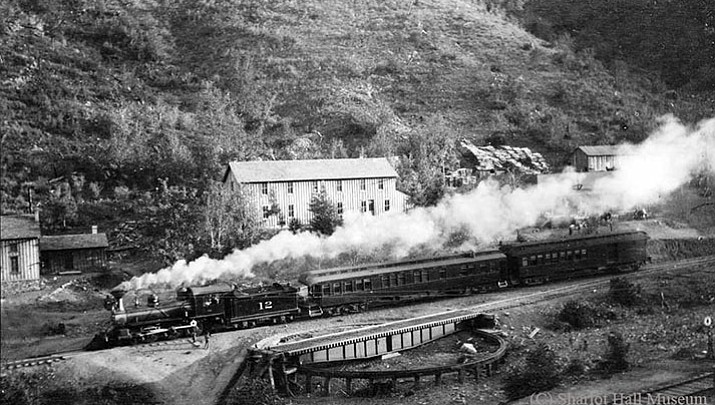 Days Past: Railroading in Central Arizona opened Southwest