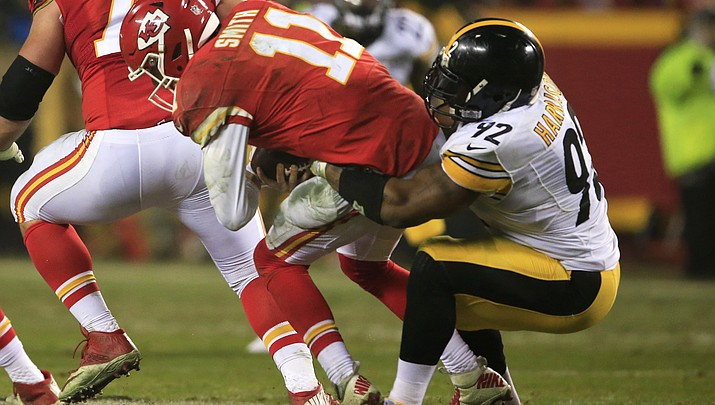 Steelers take advantage of Chiefs' costly mistakes