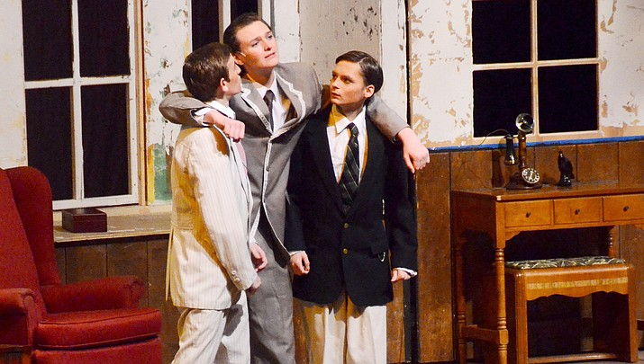 'Charlie's Aunt' a farce for Mingus high's theater troupe