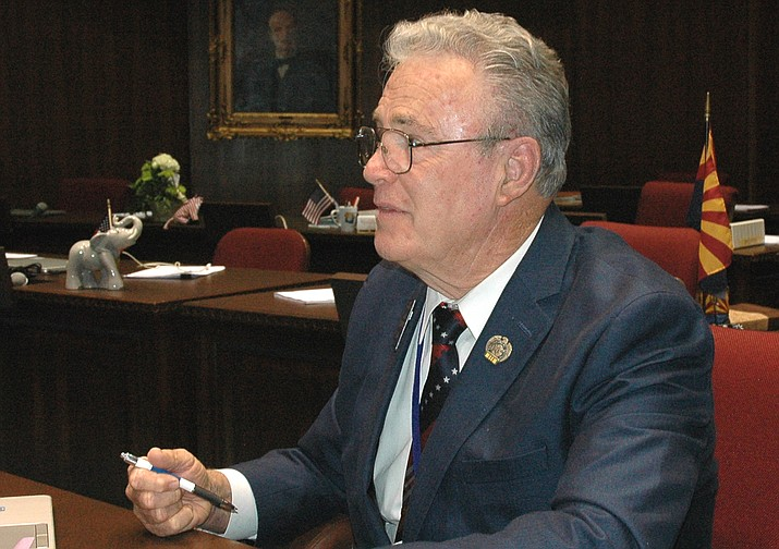 Rep. Noel Campbell (Capitol Media Services 2015 file photo by Howard Fischer)