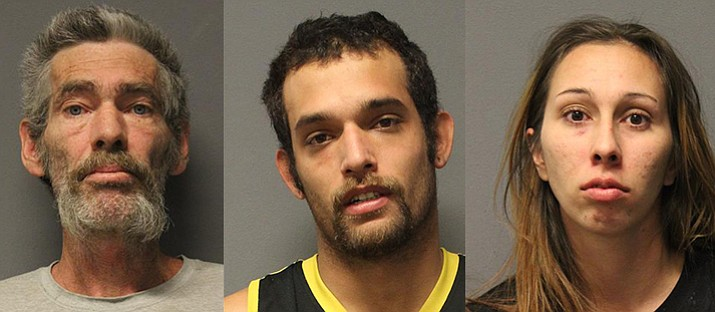 Theft investigation leads to arrest of 3 people; 2 for manufacture of butane hash oil