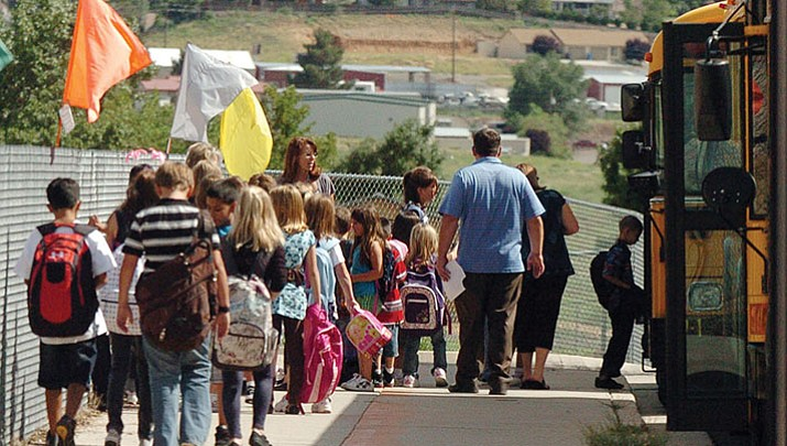 Bullying on the bus: Prescott-area districts say zero-tolerance, cameras help