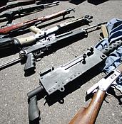 Attorneys seek void in state gun destruction policy photo