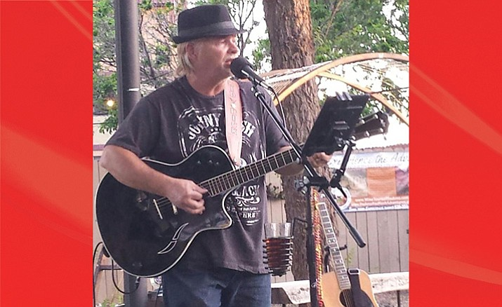 Nothing beats a Wednesday night at Vino Di Sedona with rock and country tunes by Rick Busbea, Feb. 8, 7-10 p.m.