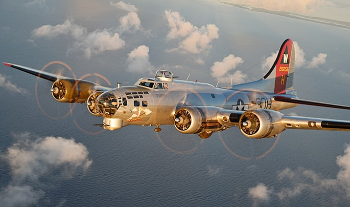 Rare bomber at Prescott airport this weekend   The Daily ...
