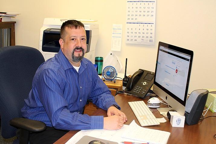 Jason Lobik is the new principal at Hopi High School. Stan Bindell/NHO
