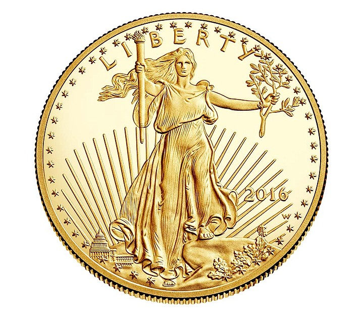 You can't buy this $50 gold piece for $50 from the U.S. Mint.