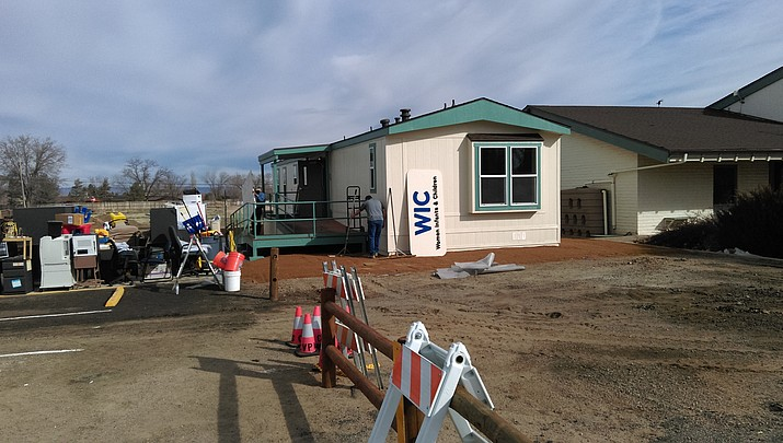 Chino Valley's WIC office gets improvements