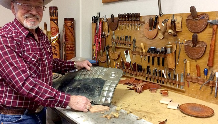Free admission to Leather Workers Trade Show in Prescott