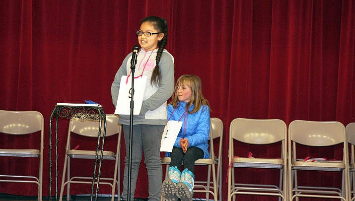 'T-a-r-n-i-s-h' spells success: Xochitl Galvan wins Grand Canyon spelling bee (Photo Gallery)