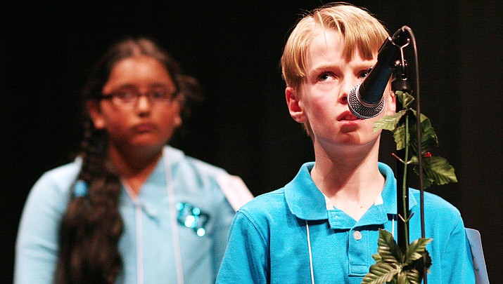 Prescott Valley boy seeks third consecutive county spelling bee win