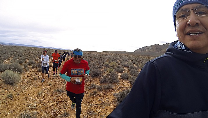 Healthy lifestyles on display at 2017 Navajo Parks race series