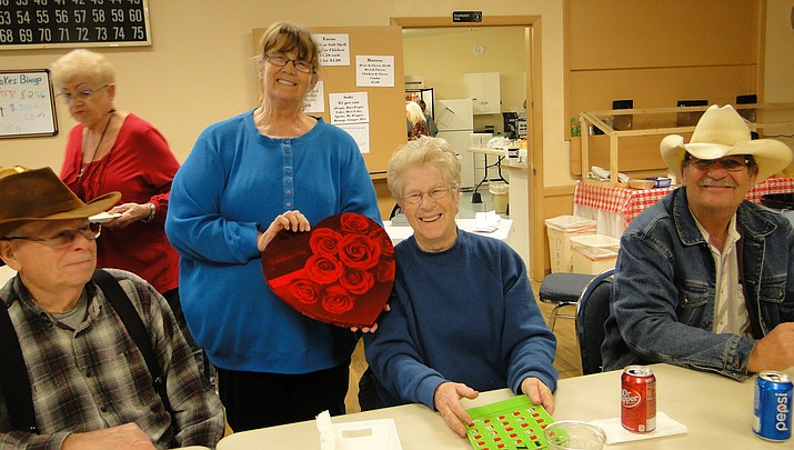Cordes Lakes Community Center gets sweet