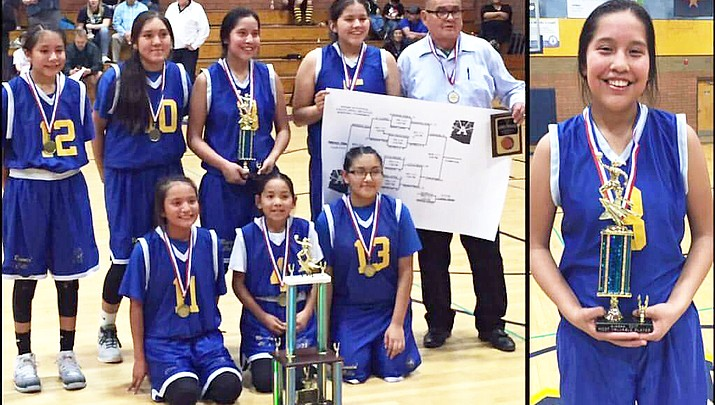Little Singer Community school takes home Big School Jr. Championship