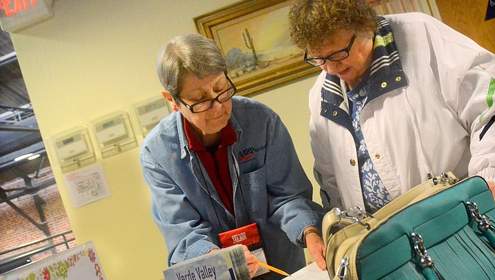 AARP volunteers offer free tax aid assistance, appointment book quickly filling up