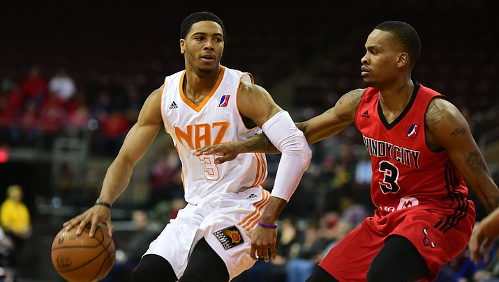 Millsap scores 26 points, leads NAZ Suns to third straight win