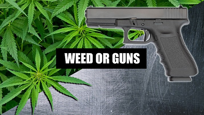 Got a medical marijuana card? You can't own a gun