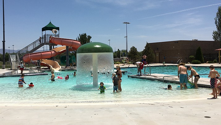 Chino Valley considers raising prices at Aquatics Center