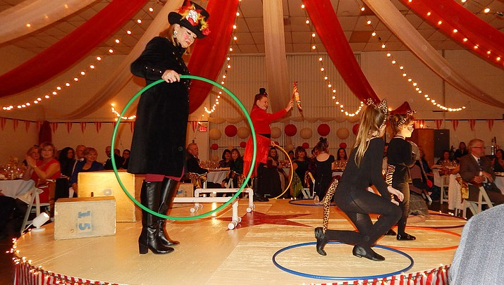 Soroptimist Circus and Kamp Girl Power
