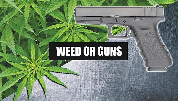 Got a medical marijuana card? You can't own a gun