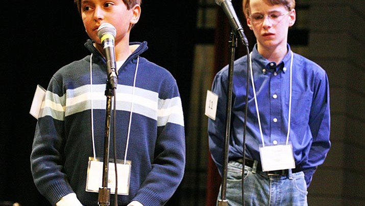 PV boy wins third consecutive county spelling bee