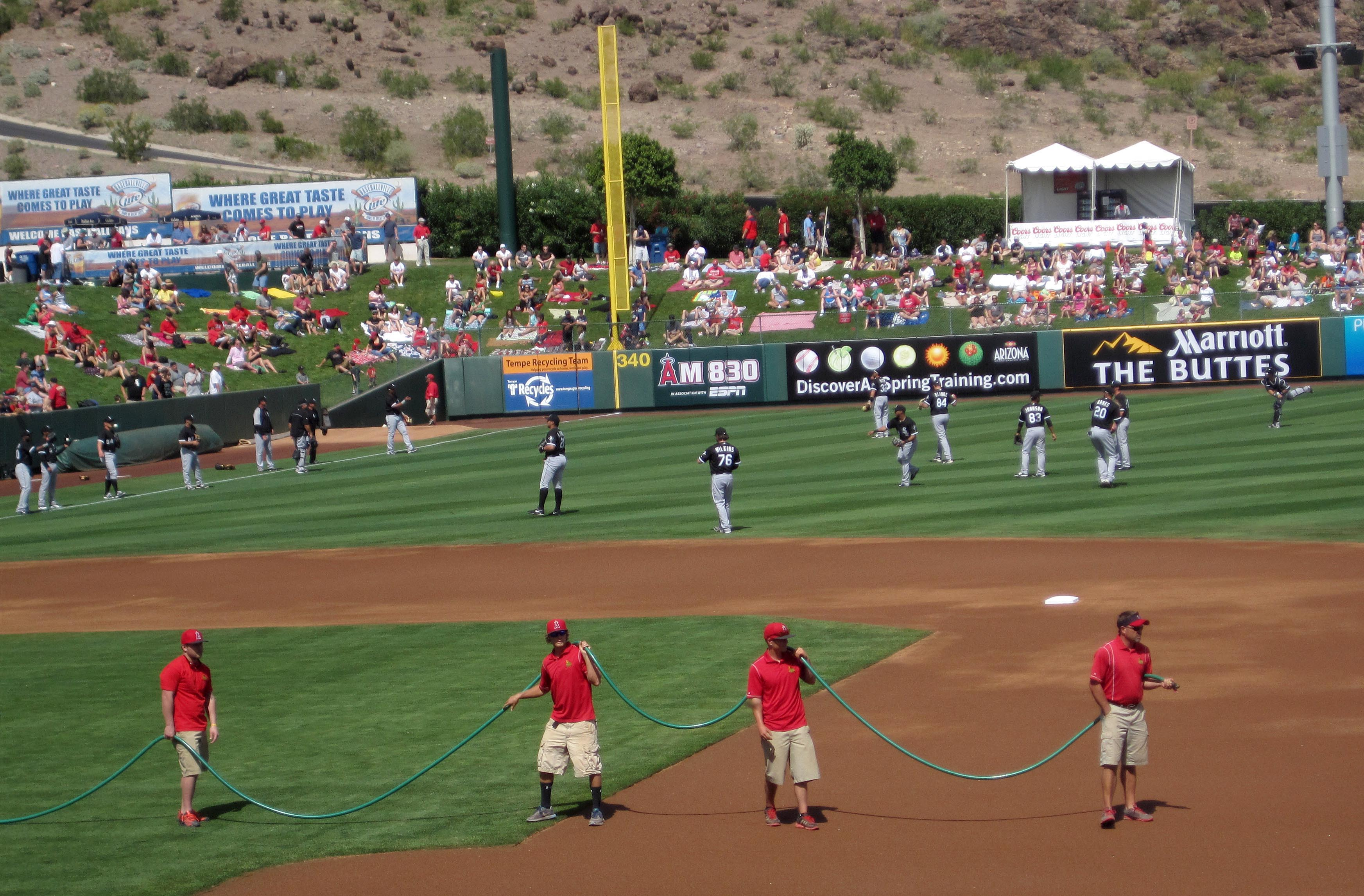 See other teams at the following Spring Training locations Camp Verde Bugle