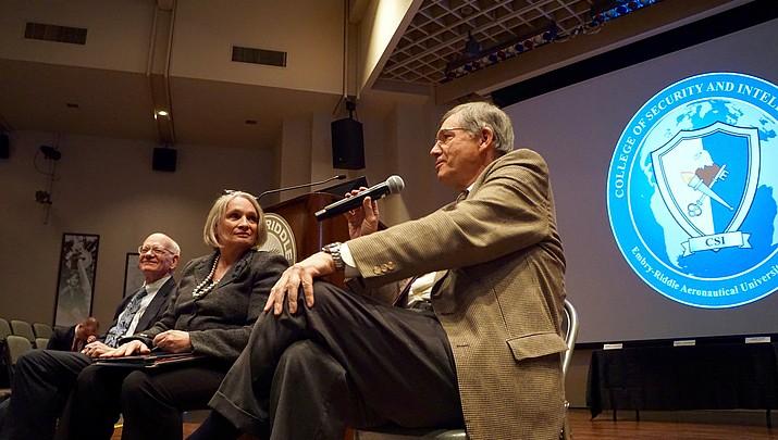 High-stakes world of U.S. diplomacy glimpsed at ERAU symposium