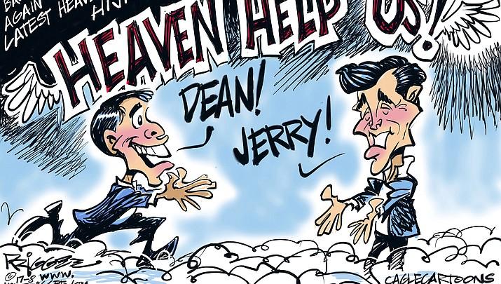Editorial Cartoon: August 23, 2017