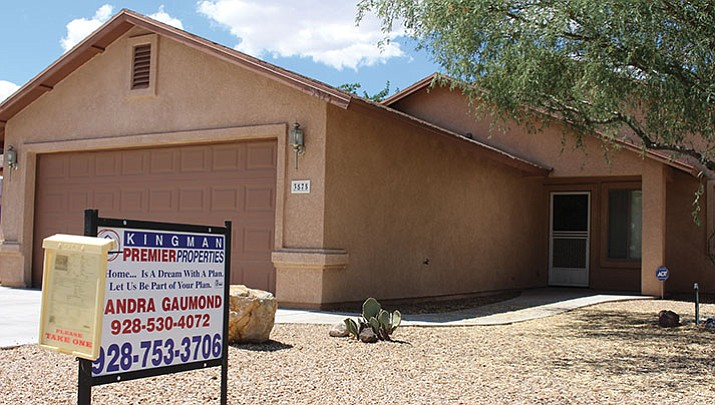 Kingman housing market on the up-and-up