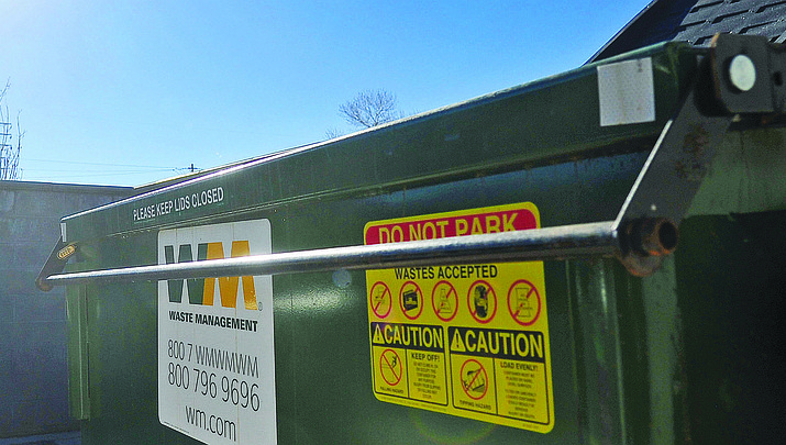Prescott considers picking up your hazardous waste