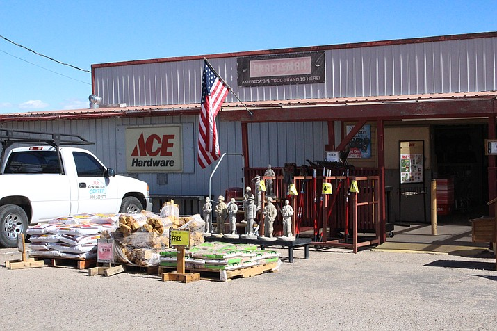 "Ace Hardware at 2550 Stockton Hill Road earned ""Pinnacle Performance Retailing"" award from the national chain."