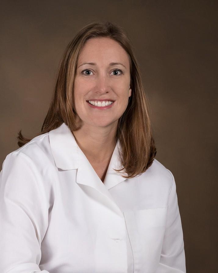 Sarah Hall is a new pediatric nurse practitioner at Joshua Tree Pediatrics. (Courtesy)