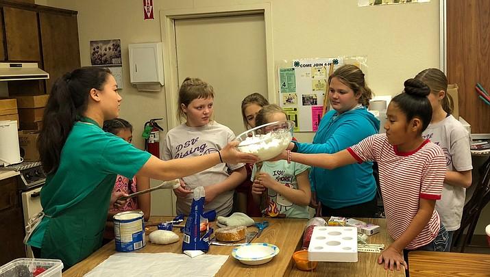 FCHS cake baking, decorating workshop a hit